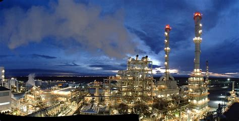 World's only natural gas-to-gasoline plant in operation in