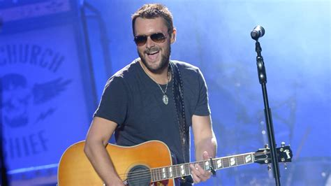 Watch Eric Church Preview the Outsiders Tour — Exclusive