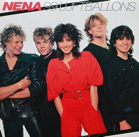 """""""99 Luftballons"""" by Nena - Song Meanings and Facts"""