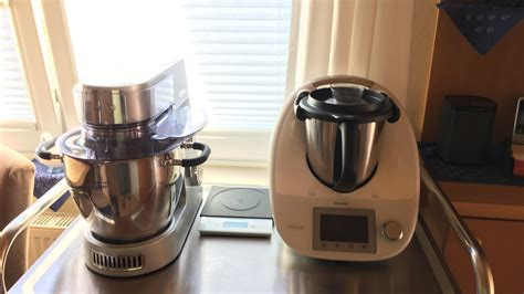 Oma Liesels Thermomix, Kenwood Major & Kenwood Cooking