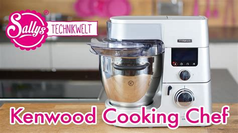 Kenwood Cooking Chef Gourmet Unboxing - YouTube