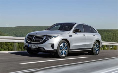 Mercedes unveils its first electric SUV with 402