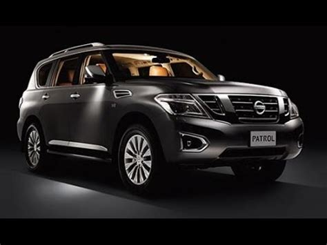 The All New 2015 Nissan Patrol(ALL MODE 4X4 AND ENGINE