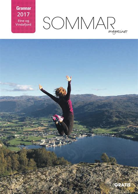 Sommarmagasinet 2017 by Grannar - Issuu
