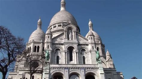 Basilica of the Sacred Heart of Paris - Sacré-Cœur - HD