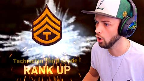 Reaching MAX RANK in the COD WWII Beta - WHAT HAPPENS