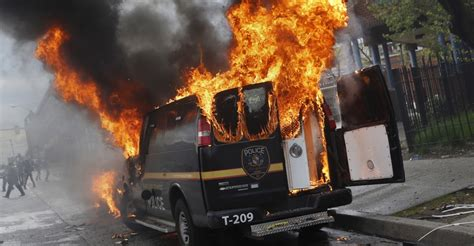 Remembering the Real State of Emergency in Baltimore Amid