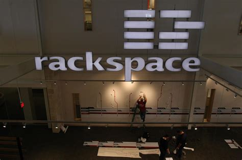 It's official: Rackspace exiting New York Stock Exchange