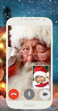 Call & Chat with Real Santa Facetime for Android - APK