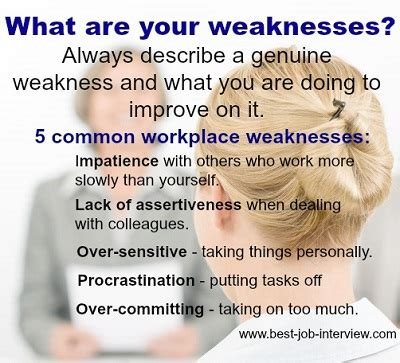 Free Interview Answers - What are your strengths and
