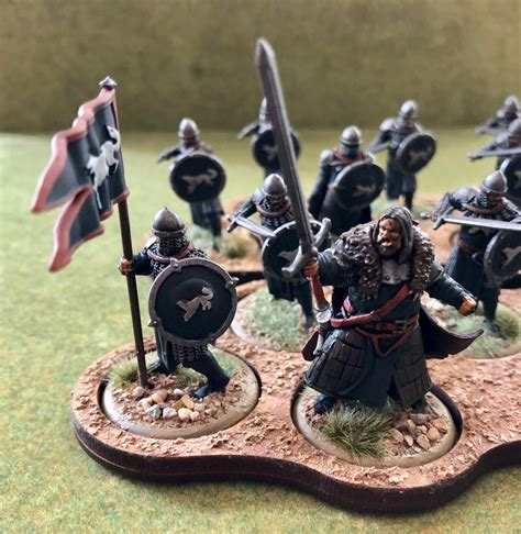 Battle of Riverrun - Glasgow and District Wargaming Society