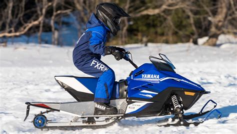 Snowmobiling's New 200s - Snowmobile