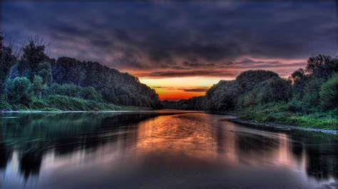 River Nile Night Look Wallpapers | HD Wallpapers