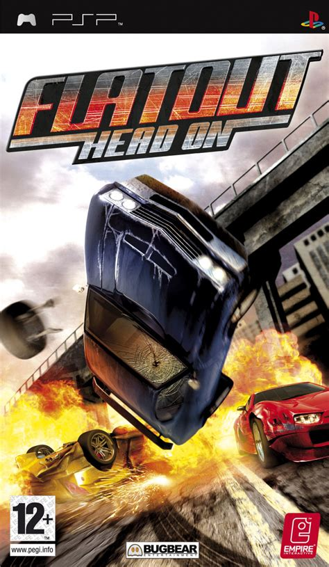 FlatOut: Head On for PSP (2008) - MobyGames