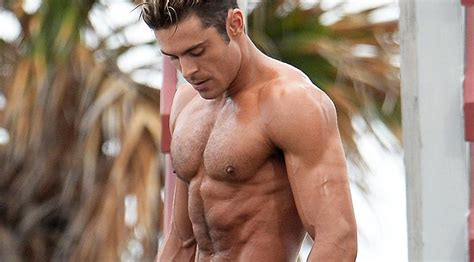 Zac Efron's 12-week Workout to Get Lean & Build Muscle