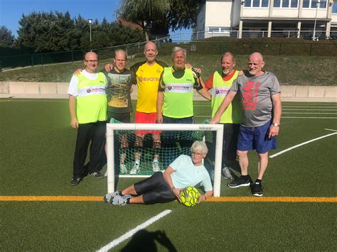 Walking Football (Geh-Fußball) - TuRa Remscheid-Süd 80/09 e