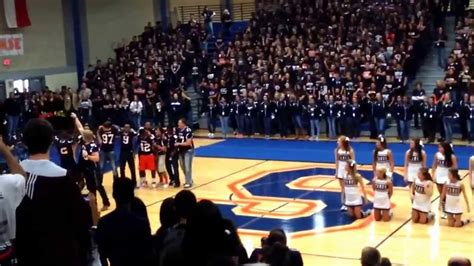 Sachse High school pitch perfect skit 2013 - YouTube