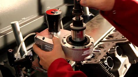 SERDI Micro Magnet- Cylinder head center - YouTube