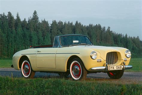 Volvo Celebrates 60th Anniversary Of Its First Sports Car