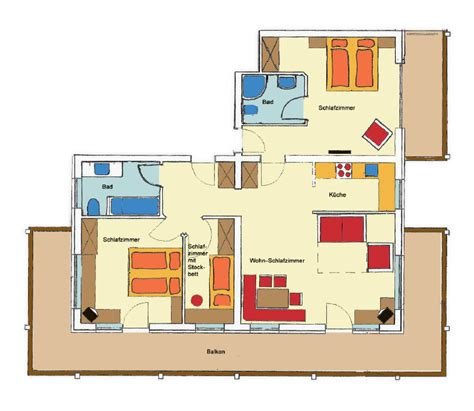 Appartements & Preise - Apart Ideal