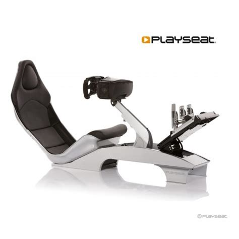 Playseat® - F1 White - Exooto Media