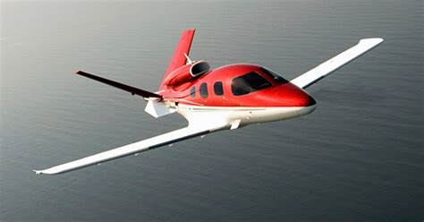 Cirrus Vision SF50 | 12 Best Private Planes You Can Buy