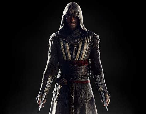 Meet Michael Fassbender as Aguilar in 'Assassin's Creed' Movie