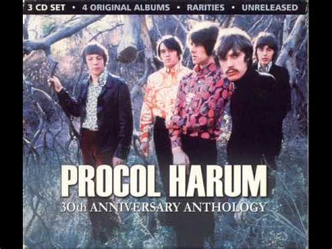 Procol Harum - A Whiter Shade of Pale [Unreleased Stereo