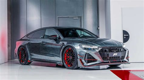 ABT RS7-R Takes The New Audi RS7 Sportback To 730 Horsepower