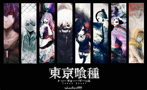 Tokyo Ghoul | Alys in the storm