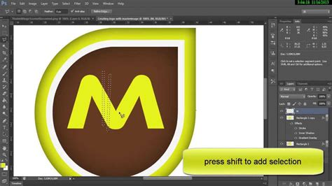 Professional Logo Design Photoshop | Logo Tutorial