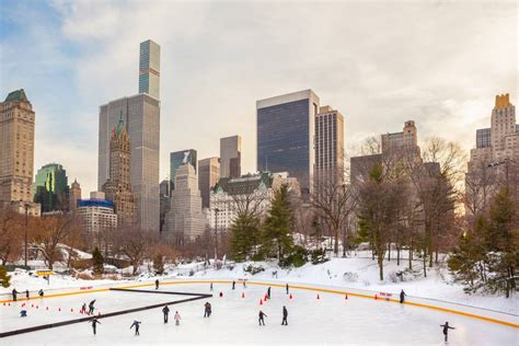 Wollman Rink: New York City Attractions, Central Park