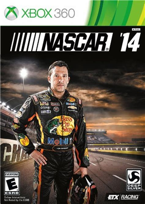 Nascar 2014 Game Xbox 360 Review | Xbox One Racing Wheel Pro