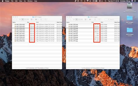 How to convert HEIF images to JPEGs with iMazing HEIC