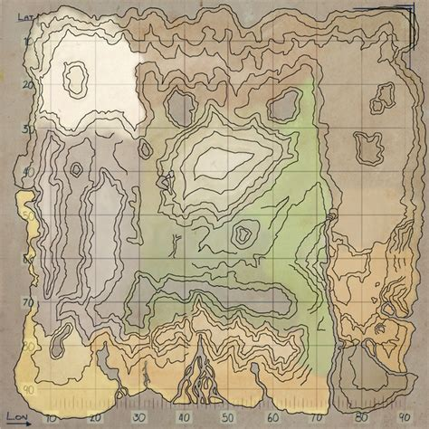 Spawn Map - Official ARK: Survival Evolved Wiki