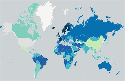 List of minimum annual leave by country - Wikipedia