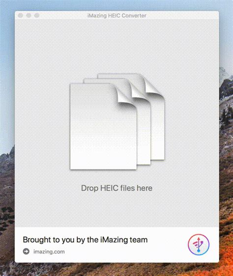 macos - How to convert a HEIF/HEIC image to JPEG in El