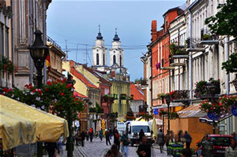 Kaunas - sightseeing, what to see, how to get to, tourism