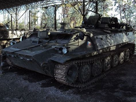 MT-LB - Armoured Vehicles - Mortarinvestments