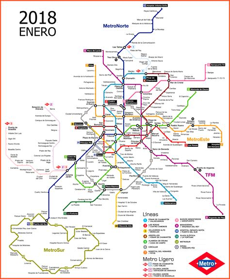 Madrid Attractions Map PDF - FREE Printable Tourist Map