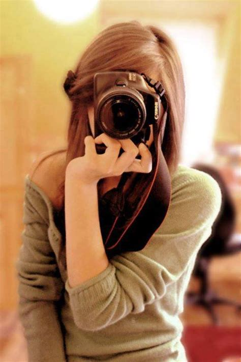 Girl With Camera Profile Pictures - We Need Fun