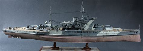 Academy HMS Warspite 1:350 - Page 16 of 16 - Scale
