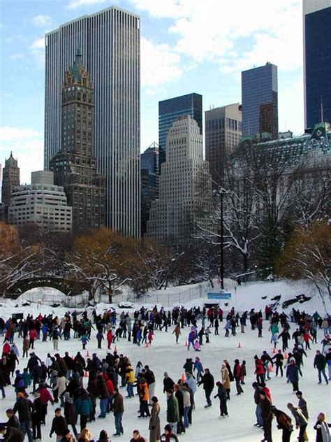 Ice Skating in New York City | Wired New York