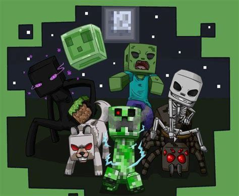 What Minecraft Mob are You? (7) - Personality Quiz