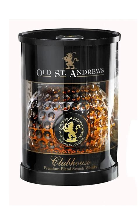 Old St Andrews Clubhouse Blended Scotch Whisky 1L