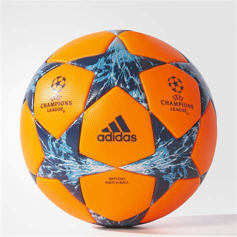 Adidas 17/18 UEFA Champions League Match Ball - Solar