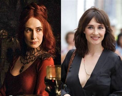 See Game of Thrones actors out of character - Barnorama