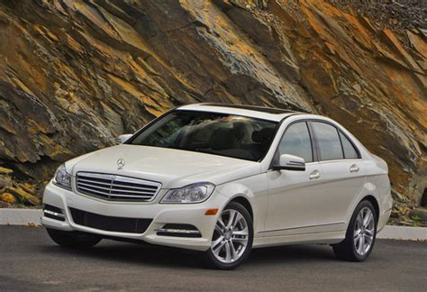 2013 Mercedes C300 To Receive More Power News - Top Speed