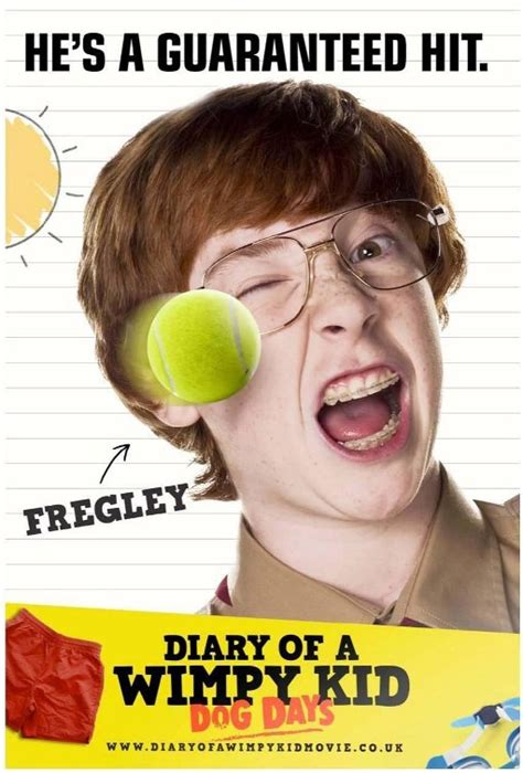 Diary of a Wimpy Kid: Dog Days: Character Poster per
