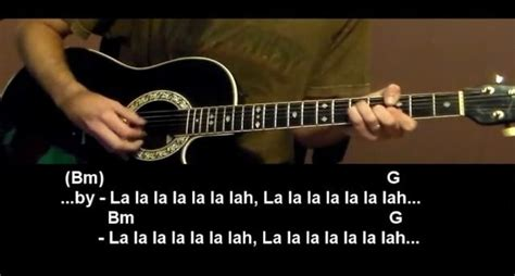 Whiskey Lullaby by Brad Paisley and Allison Krauss-How To